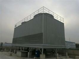 河北方形玻璃钢冷却塔