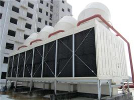 陕西方形冷却塔