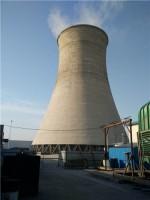 河北双曲线型冷却塔